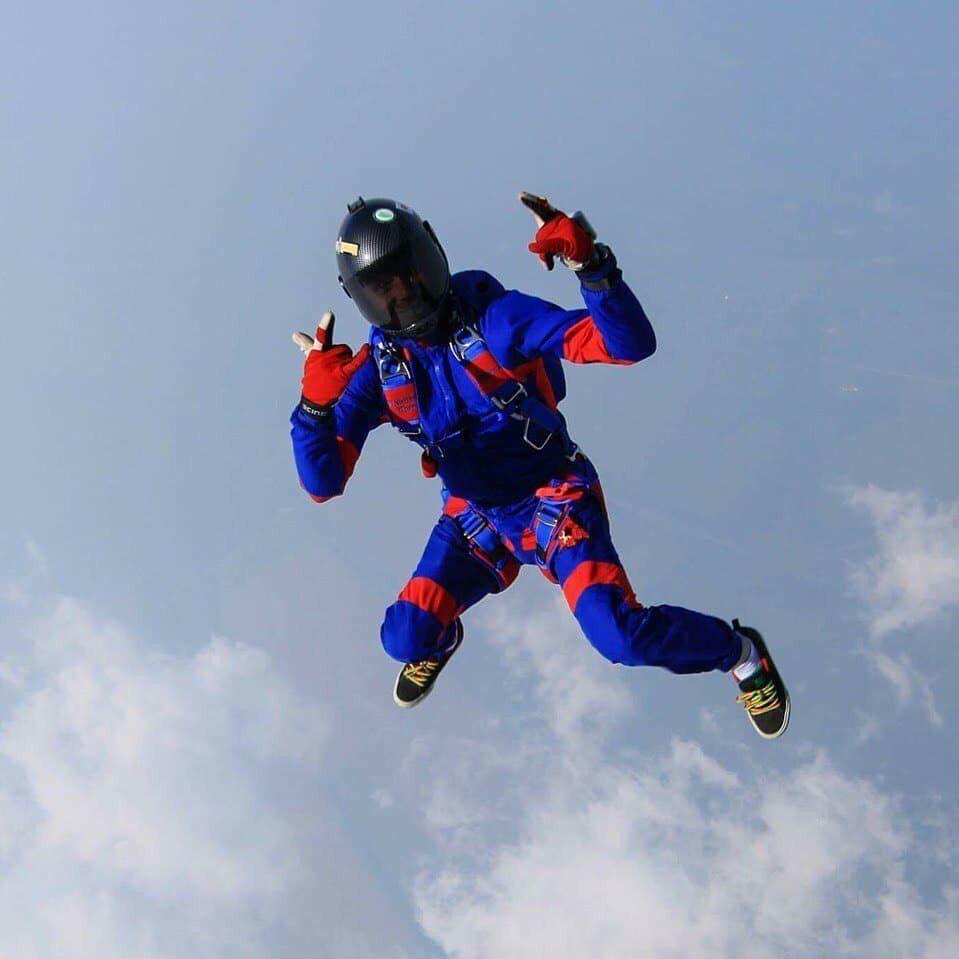 Тандем прыжки с парашютом